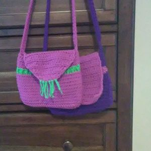 Other - Set of two crocheted purses